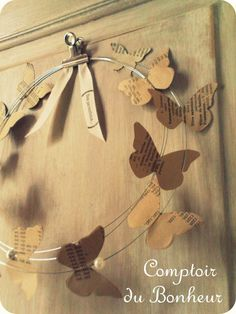 Couronne Creations, Manualidades, Hessian Fabric, Art Crafts, Counter Top, Gift Ideas, Bonheur