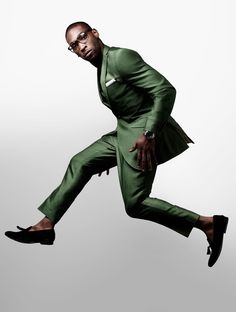 I'm  just jumping on the Tinie Tempah bandwagon. Apparently the British rapper has been a style icon for years.