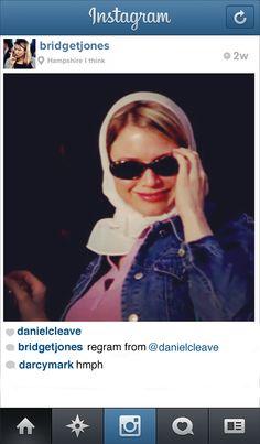 If Bridget Jones Had Instagram