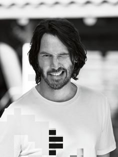 The Esquire Interview: Keanu Reeves