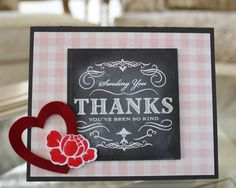 Marybeth's time for paper: Make It Monday Chalkboard