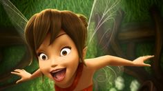 Tinker Bell and the Legend of the Neverbeast UK Trailer -- OFFICIAL Disn...