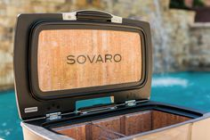 Make waves with SOVARO.