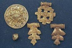 Viking age / Gold pendant / Skåne