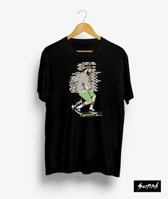 "Manga corta ""Skater"" Snowboard, Skate, Surfing, Mens Tops, T Shirt, Fashion, Sweatshirts, T Shirts, Clothing"