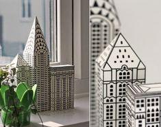 Paper Buildings