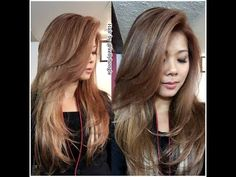 DIY: Best way to cut/trim/add volume your own hair at home Long Layered Haircuts, Haircuts For Long Hair, Long Hair Cuts, Long Hair Styles, Cut Own Hair, How To Cut Your Own Hair, Crown Hairstyles, Pretty Hairstyles, Volume Haircut