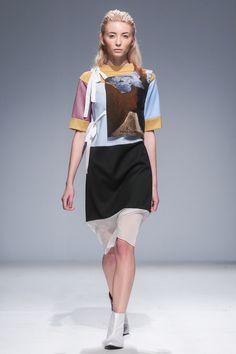 Vahan Khachatryan Kiev Fall 2016 Fashion Show