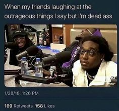 yes like wtf be funny? Funny Black Memes, Really Funny Memes, Stupid Funny Memes, Funny Facts, Hilarious, Funny Stuff, Twitter Quotes Funny, Funny Relatable Quotes, Frases