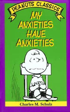 Charles Schultz had depression... and therefore, so did Charlie Brown <3 RIP Mr. Schultz <3 <3 <3 <3