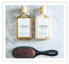 RAHUA shampoo and conditioner