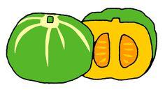 Pumpkin / #FullHD #FHD #1080p #Food #Vegetable