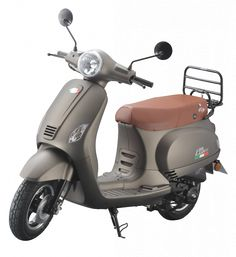 IVA Lux 50 - IVA Scooters - MegaScooter