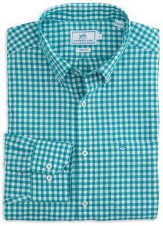 District Check Sport Shirt | Southern Tide
