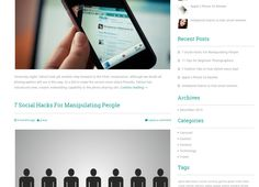 Preus is a High quality Responsive Magazine theme with a refreshing layout and a Minimal Design. Preus fashions a a Full High definition par...