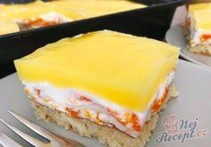 Recept Jednoduché, lahodné a osvěžijíci mandarinkové kostky