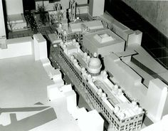 Architecture, Remodelling QVB, 1968