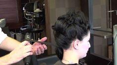 HUZZAR's 18th Century Women's Hair Styling