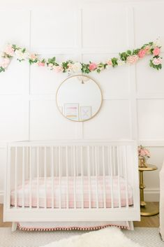 623 best Nursery Accent Walls images on Pinterest Babies nursery