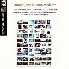 """""""Selfiet kotikulmilla"""" - osallistu sinäkin! """"Selfie i hemknutarna"""" - delta du också!  Kuva käyttäjältä @majbritthuovila - #muistojennikkilä #nikkilä #nickby#sibbo #sipoo #yhteisötaide #samfundskonst"""