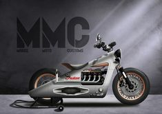 MMC is live! As a first post, a bike for the Bonneville Salt Flats. Motorcycle Design, Automotive Design, Motorbikes, Salt, Live, Instagram, Motorcycles, Salts, Motorcycle