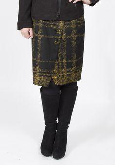 STEILMANN BOILED WOOL SKIRT Fall Winter, Autumn, Wool Skirts, Winter Collection, Lace Skirt, Fashion Dresses, Beautiful, Fashion Show Dresses, Fall Season