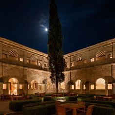 A five-star wine and spa hotel in a former Benedictine abbey with superb service and cuisine. The estate covers acres with 500 acres of vineyards and is flanked by some of Spain's most prestigious wineries. 12th Century, Hotel Spa, Acre, Terrace, Swimming Pools, Vineyard, Mansions, House Styles, Places
