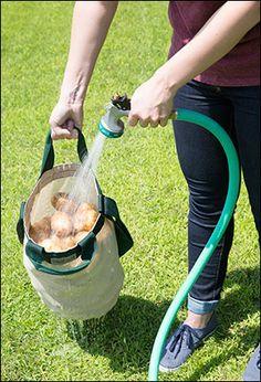 Lee Valley Harvest Bag - Lee Valley Tools