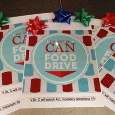 Our Food drive poster Food C, Food Bank, Canned Food Drive, Drive Poster, Christmas Scavenger Hunt, Good Drive, Mexico Food, Children Church, Boys And Girls Club