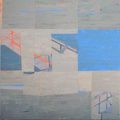 "Saatchi Art Artist Heny Steinberg; Painting, ""St. Malo"" #art"