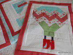 A Quilting Life - a quilt blog: Snapshots Quilt Along Block 7