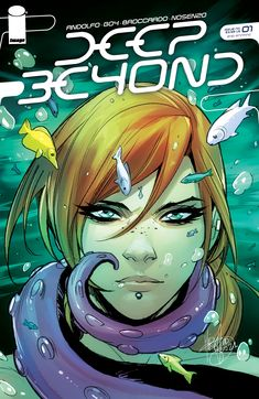 Deep Beyond #1 from Image Comics has sold out the week it was released. A second printing is on the way for 3/10. Future Earth, Sci Fi News, Sci Fi Thriller, Shipping Date, Image Comics, Mystery, Survival, Star Wars, Deep