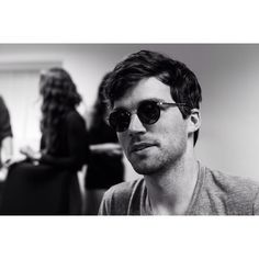 We love this photo of Ian from Keegan's instagram!