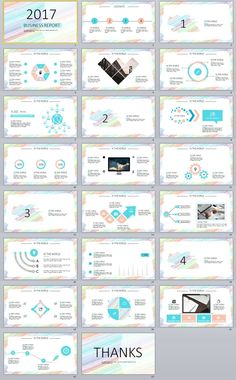 23+ multicolor business PowerPoint templates Brand Presentation, Presentation Design Template, Presentation Layout, Presentation Slides, Business Presentation, Booklet Design, Cool Powerpoint, Simple Powerpoint Templates, Powerpoint Slide Designs