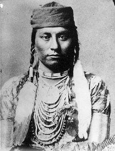 Big Medicine Man - Crow - circa 1870
