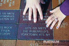 #pureplatinumpartyphotography #pureplatinumpartyengagementsession #engagementphotos #newlyengaged #engagementideas #awardwinningphotography #weddingphotography #engagementphotography #pureplatinumparty #citifield #newyorkmets