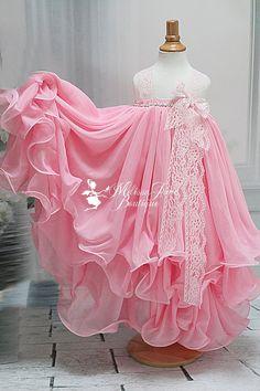 Shall We Dance So Pretty Princess Dress por MelissaJaneBoutique