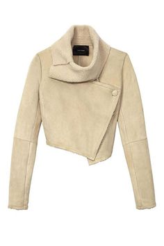 Shop the Trend: Isabel Marant jacket, $4,165, 212-219-2284.