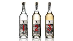 123 Organic Tequila (Uno Dos Tres) tequila bottles