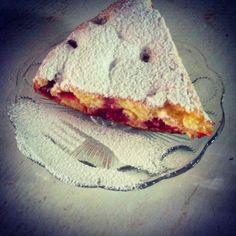 Sour cherry pie :) #dessert#goodfood