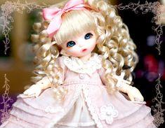 FairyLand Ball Joint Doll Pukipuki.