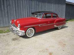 1953 Pontiac Chieftain Deluxe Two-Door Sedan