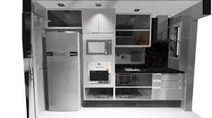 Resultado de imagem para projeto de armario para forno e microondas torre