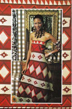 Aztec Blanket KNITTING pattern PDF Instant by GrandmaHadItGoinOnAztec Dress KNITTING pattern  crochet Aztec afghan knitted afghan