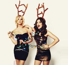 Aria & Hanna pll