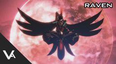 Guilty Gear Xrd Revelator - Raven All Overdrives, Instant Kill Combinati...