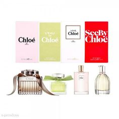 Chloe Mini Gift Set Chloe Perfume, Perfect Christmas Gifts, Place Cards, Place Card Holders, Mini