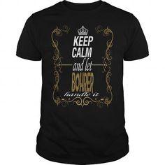 Cool Let BOHRER handle it T shirts