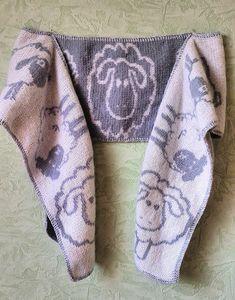 Ravelry: Sweet Sheep (double face) pattern by Elvi N