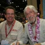 Craig Anderson with Jean-Michel Cousteau - http://www.premierroofingflorida.com/about-premier-roofing-metal-roofing-in-orlando/